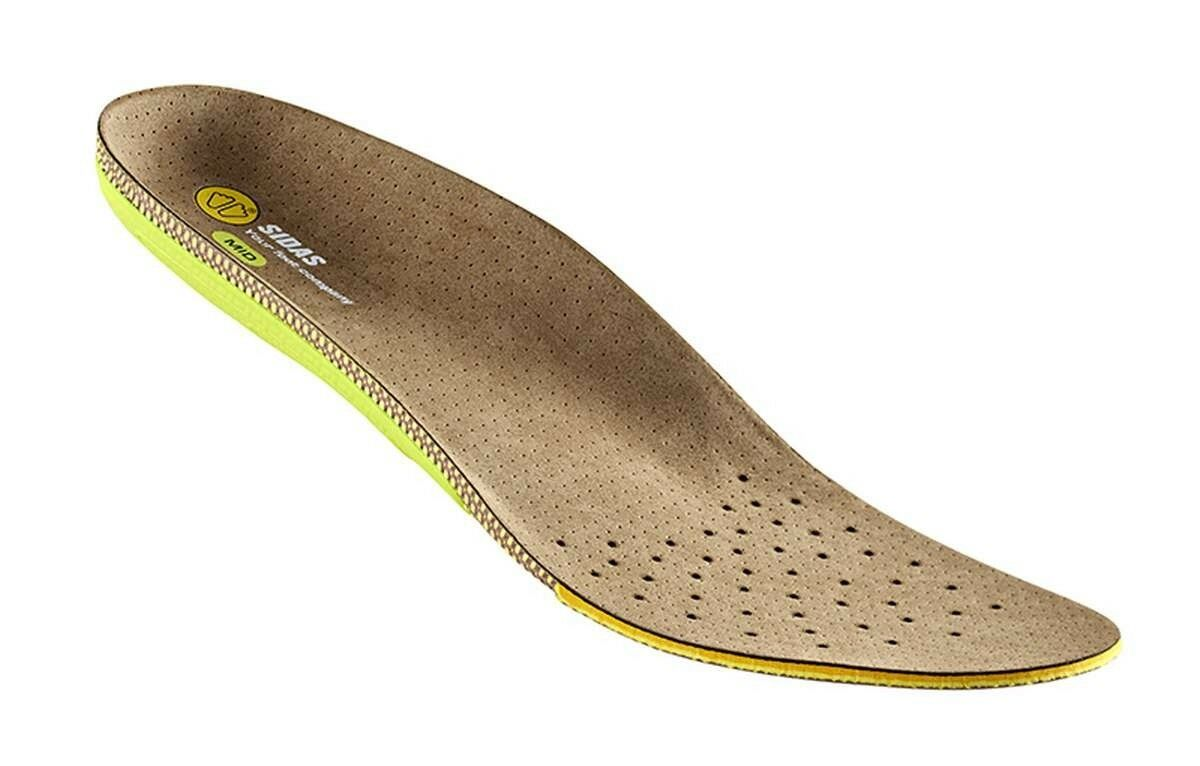 Sidas 3Feet Outdoor Mid - walking shoe insoles and  footbeds  wholesale price