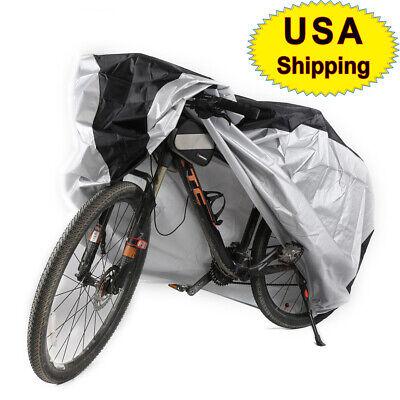 UNIVERSAL WATERPROOF BICYCLE BIKE CYCLE DUST RAIN SNOW RESISTANT PROTECTOR COVER