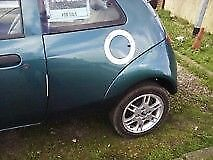 Image Is Loading Ford Ka Petrol Cap Repair Ring Stainless Quality
