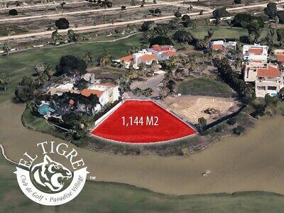 Terreno en venta en el tigre con vista a la laguna