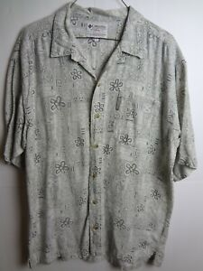 Columbia-MENS-SHIRT-SIZE-L