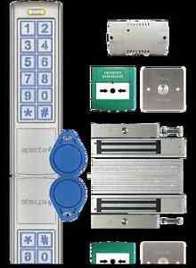Image Is Loading ESP EZ TAG3 PRO PROXIMITY AND KEYPAD DOOR