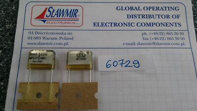 WIMA 270nF 160Vdc 5/% RM15mm MKP4 capacitors LOT-10pcs