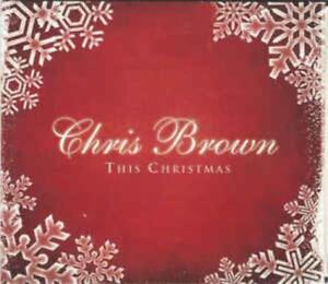 Chris Brown This Christmas.Details About Chris Brown This Christmas Promo W Artwork Music Audio Cd R B 1 Track 20207