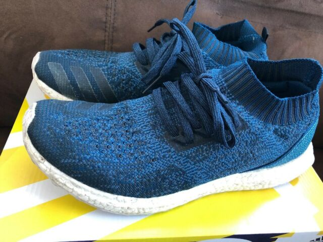 online store 90ba1 5a58e adidas Men Ultraboost Uncaged Parley Icey Blue Ultra Boost Size 9 By3057
