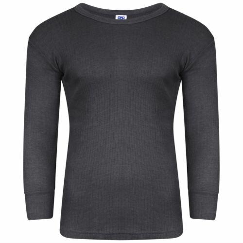 Mens Thermal Long Johns Short /& Long Sleeve T-Shirts Warm Underwear Baselayer