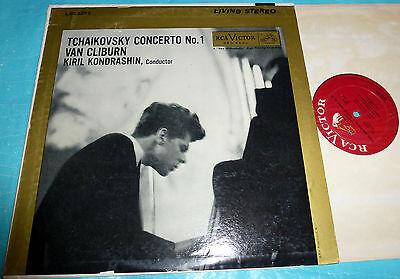 Tchaikovsky - Concerto No. 1 / Van Cliburn, Kiril Kondrashin / 1958 RCA Stereo