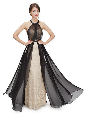 Ever Pretty Elegant Women's Long Evening Party Formal Gowns Prom Dresses 08359