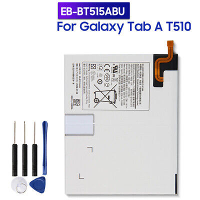 YNYNEW Replacement Battery Compatible with Samsung Galaxy Tab A 2019 SM-T510 T510 T515 EB-BT515ABU,GH43-04935A