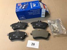 4x ATE Ceramic Bremsbeläge Bremsbelagsatz vorne für Mercedes //// 13.0470-2708.2