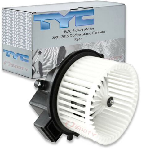TYC Rear HVAC Blower Motor for 2001-2015 Dodge Grand Caravan  qq