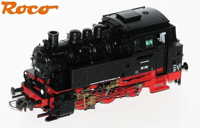 Roco H0 51159-1 Dampflok BR 80 016 der DB - NEU