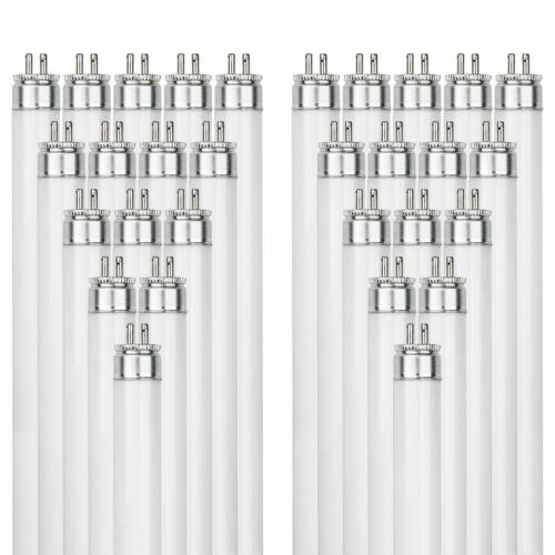 40 Pack Sunlite F14T5//835 14-Watt T5 Linear Fluor Lamp Mini Bi Pin Base 3500K