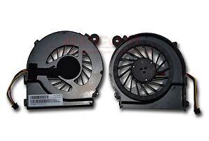 AMD-Ventilateur-CPU-pour-HP-Pavilion-G4-G4T-G6-G6T-G6Z-G7-G7t-646578-001