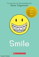 Smile By Raina Telgemeier (new Paperback)