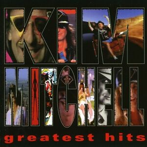 Kim-Mitchell-Greatest-Hits-New-CD-Canada-Import