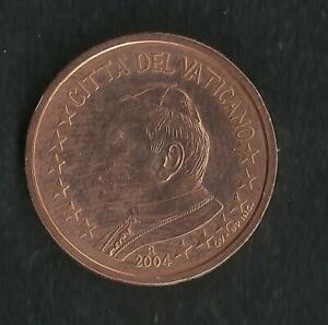 2 Cent Vatican 2004