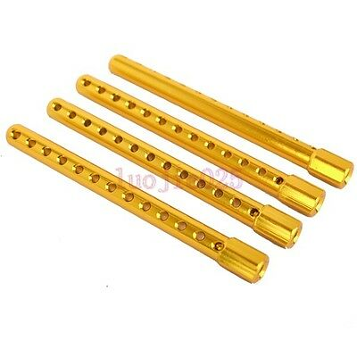 122037 HSP 102037 Body Post For RC 1/10 Model Car Upgrade Spare Parts Yellow