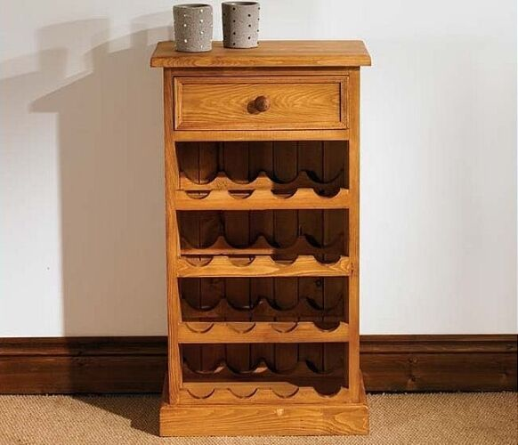 wine tree rustic holder wooden rack racks bottle small storage shape fullxfull product il