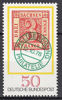 DemüTigen Brd 1978 Mi. Nr. 981 Postfrisch Luxus!!! FöRderung Der Produktion Von KöRperflüSsigkeit Und Speichel