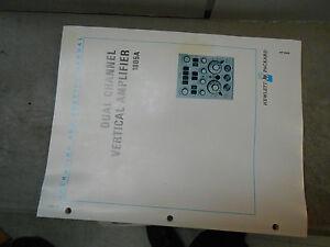 Reliable domestic support HP 1805A OSCILLOSCOPE PLUG-IN