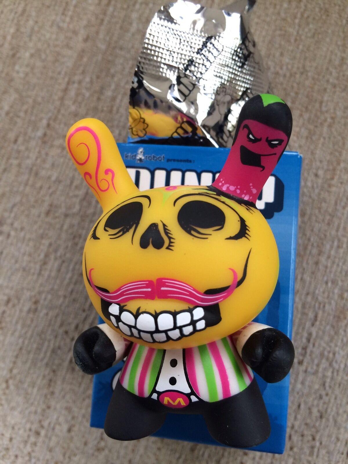 Kidrobot Azteca Dunny Series 1 Saner 3/400 CHASE Rare