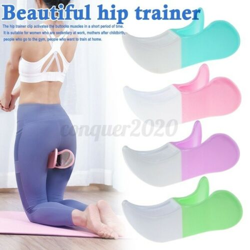Hip Trainer Pelvic Floor Muscle Inner Thigh Buttocks Exerciser Fitness Control U