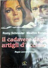 Il cadavere Dagli Artigli D'Acciaio Dvd Sigillato Romy Schneider Maurice Ronet