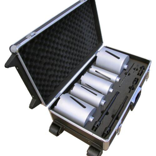 Diamant Trockenbohrkronen Set 11teilig M16 Bohrkronen Kernbohrkronen Bohrer