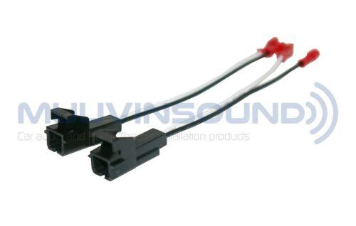 Car Speaker Harness Adapter Plug Connectors Factory to Aftermarket Speaker SH158