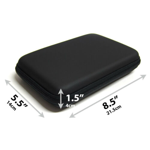 7-inch Hard Shell Carrying Case For Garmin DriveTrack 70 70LMT GPS HC7