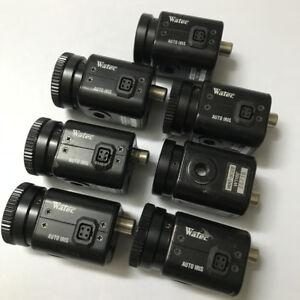 1  pcs WATEC WAT-202B WAT202B CCD Color Camera PAL tested OK