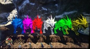 ark-survival-evolved-pc-pve-6-different-Color-Reaper-King-high-lvl-Clone-Package