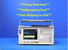 Agilent Hp Keysight 8561ec Portable Spectrum Analyzer 30 Hz To 65 Ghz Opt 007