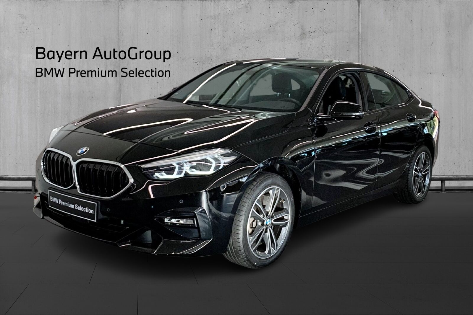 BMW 220d 2,0 Gran Coupé Sport Line aut. 4d