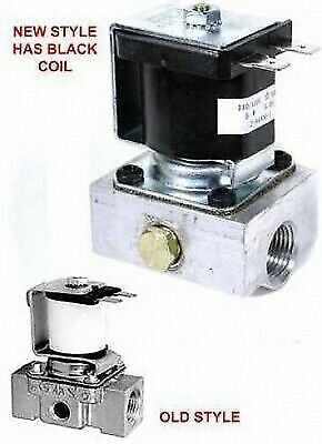 OEM Replacement Gas Solenoid Valve for Vulcan Hart Part# 411497-F1
