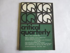 Acceptable-Critical-Quarterly-Vol-18-No-3-Autumn-Various-1976-Manchester
