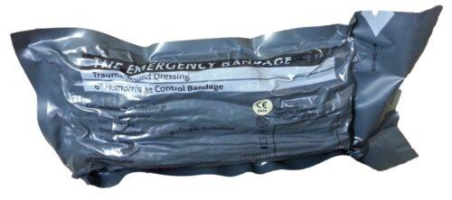 "Military 6/"" Inch Israeli Emergency Compression Bandage IFAK EMT EMS First Aid"