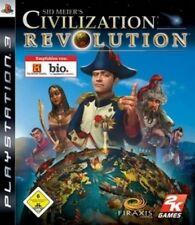 Playstation 3 CIVILIZATION REVOLUTION  DEUTSCH Gebraucht Sehr guter Zustand