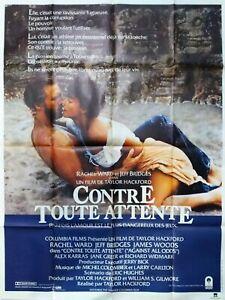 Plakat Kino Gegen Warten Jeff Bridges Rachel Ward - 120 X 160 CM