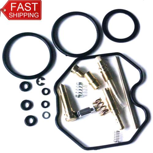 Sale FOR Honda TRX 250EX 250Recon Carburetor Carb Rebuild Repair Kit New 01-05