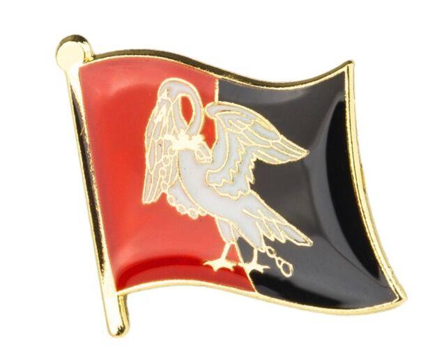 Buckinghamshire County Lapel Pin Badge Gift