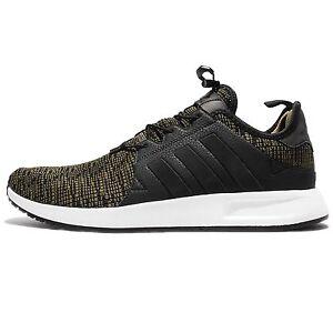 adidas Originals X_PLR Reflecive Green Black Men Running Shoes Sneakers BY3048