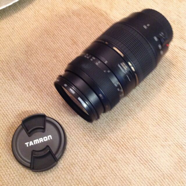 Tamron LD AF 70-300mm f/4-5.6 Di Lens for Canon EF