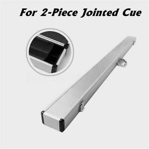 1-2-2-Piece-Aluminum-alloy-Centre-Jointed-Pool-Snooker-Cue-Case-With-Corner-YI