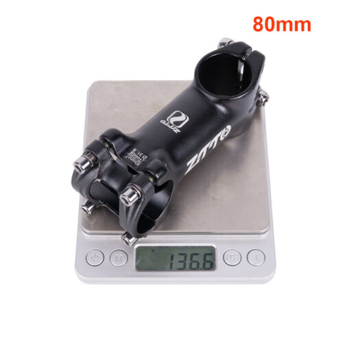 Bicycle Stem 31.8*32//60//80//90//100mm MTB Bike High-Strength Stem Adjustable