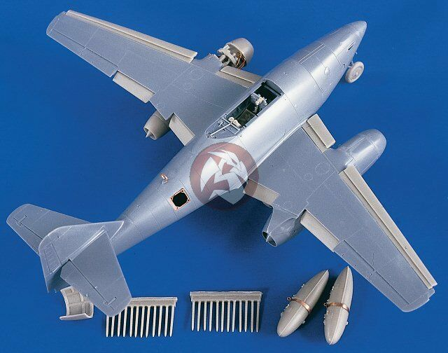 Verlinden 1846 1 48 Messerschmitt Me-262 a Detail Set