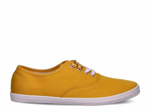 Tamaris Schnürschuhe 1-1-23609-24-620 gelb//orange