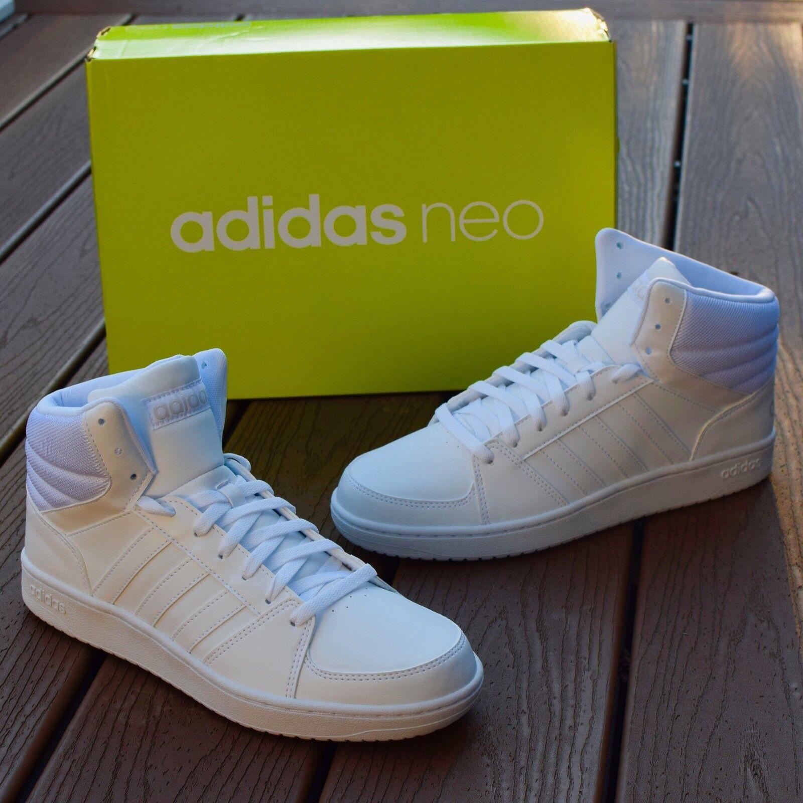 Adidas weißen vs. größe hoops mitte cg5711, alle weißen Adidas größe vs. 10,5 ... ee0f44