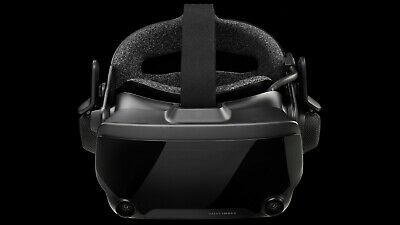 Valve Index Vr Headset Controllers Newest 2020 Model Ebay